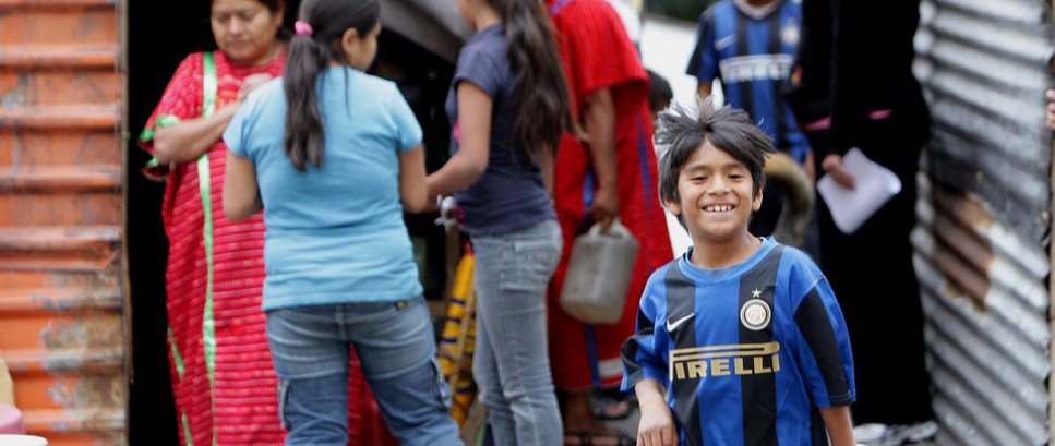 [INTER CAMPUS, WHISTLE-STOP TOUR OF MEXICO]