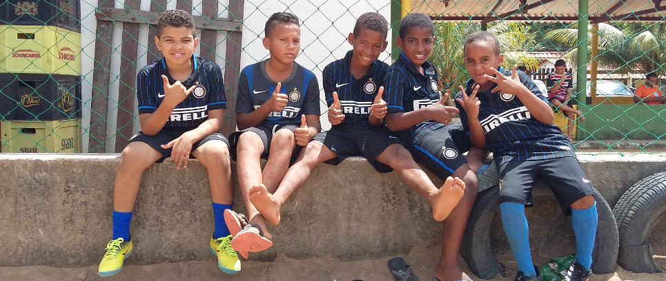 [INTER CAMPUS BRAZIL IN ARACOIABA]