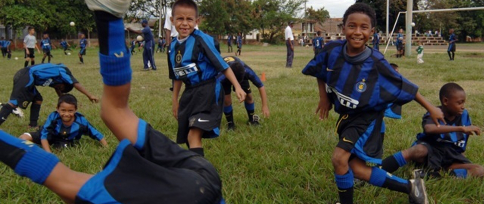 [HEALTHY DEVELOPMENT WITH INTER CAMPUS]