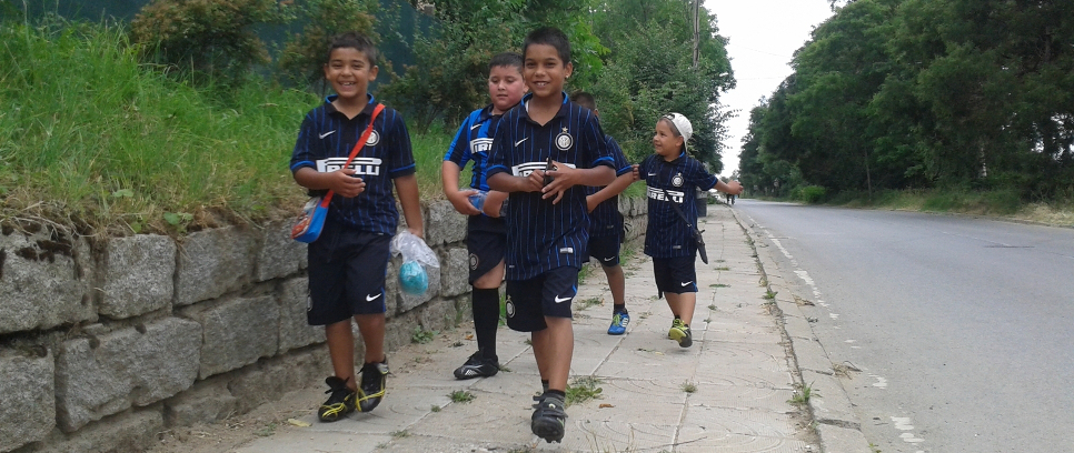 [Inter Campus in Bulgaria contro barriere e pregiudizi]