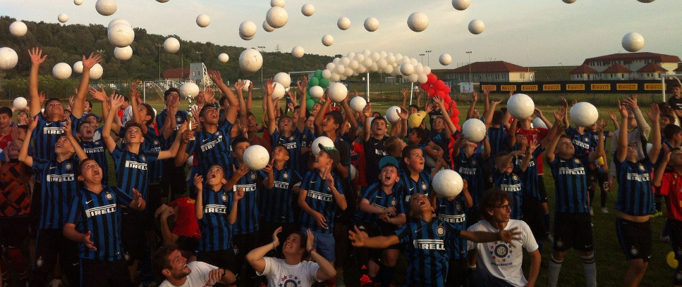 [Le tappe di Inter Campus in Romania]