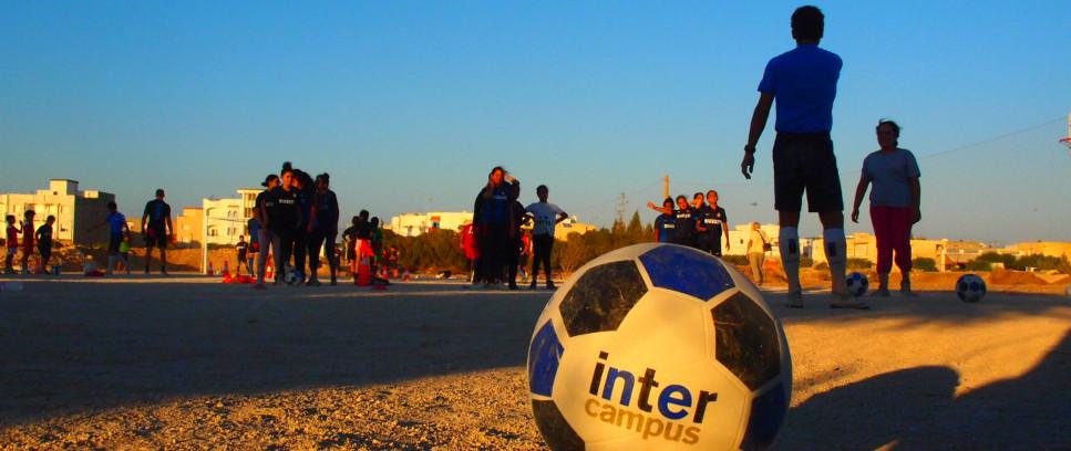 [Inter Campus Tunisia nell'afa di Hergla]