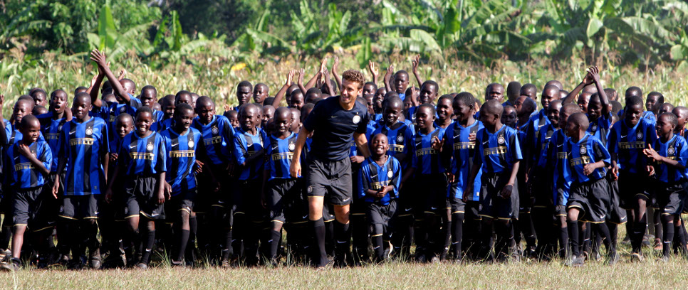 [Nuovo proud partner per Inter Campus Uganda]