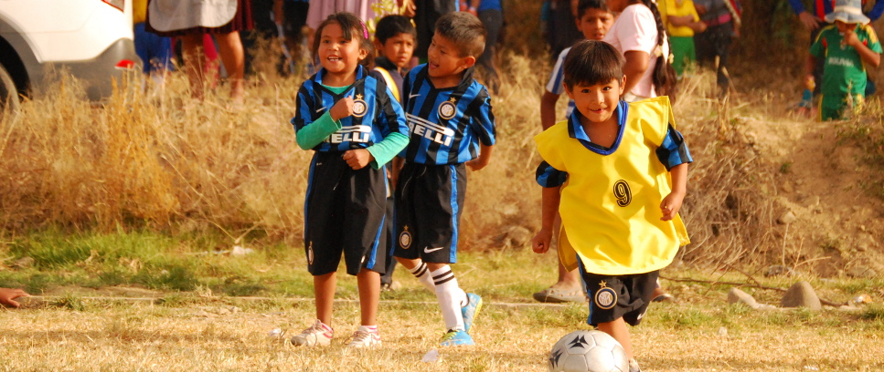 [Inter Campus Bolivia in festa]