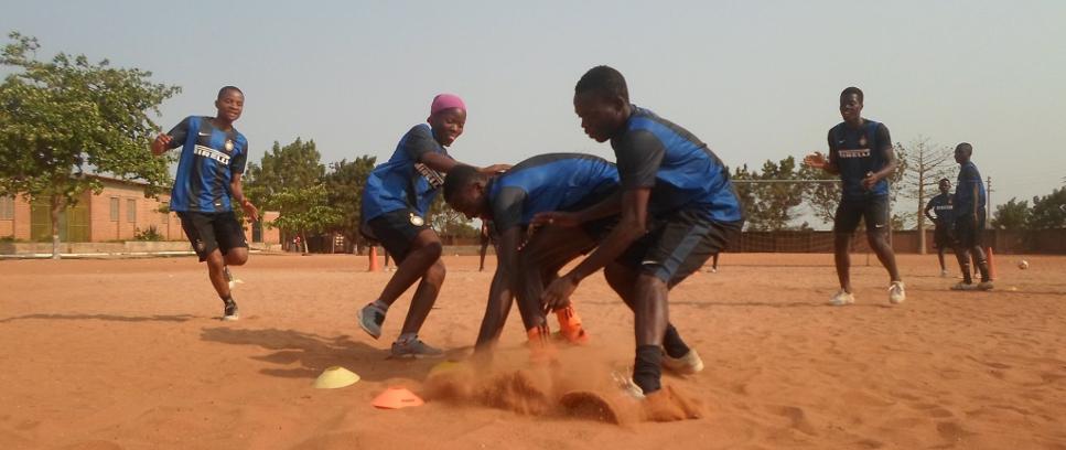 [Inter Campus Angola: formazione a tutto tondo]