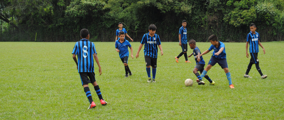 [Il Natale di Inter Campus Colombia]