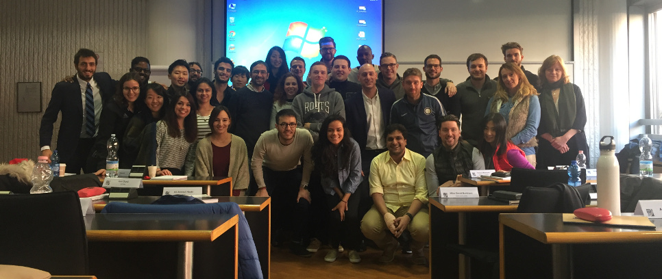 [Inter Campus all'Università Bocconi per il Master FiFA]