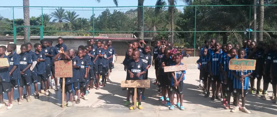 [Inter Campus Angola, da alunni ad allenatori]