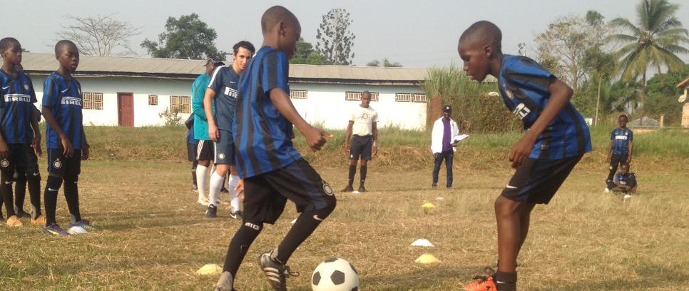 [Inter Campus Camerun, formazione ad ampio raggio]