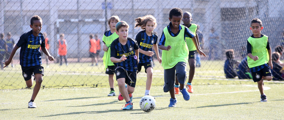 [INTER CAMPUS WINS UEFA FOUNDATION FUNDING]