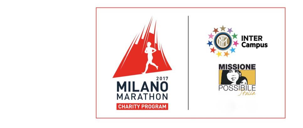[La Milano Marathon si colora di nerazzurro]