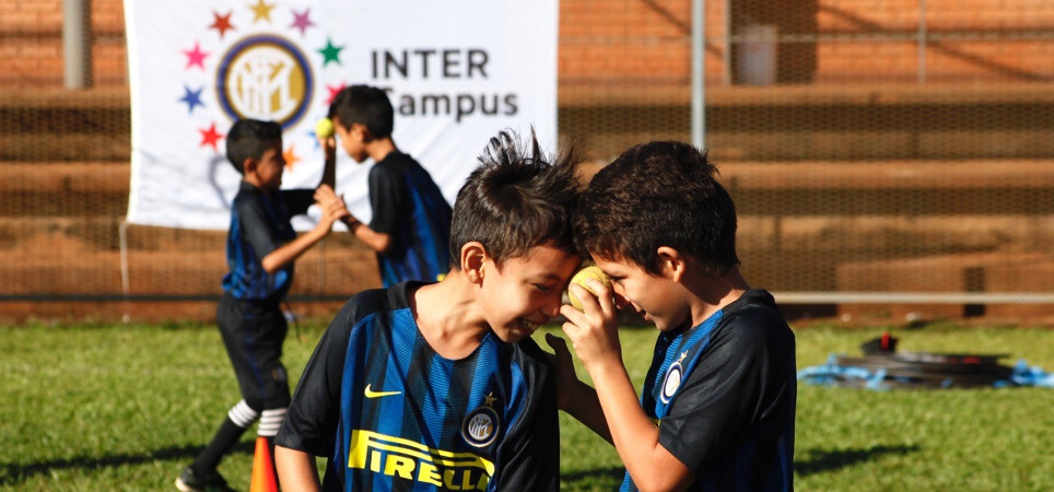 [Inter Campus Argentina, divertimento in un clima tropicale]