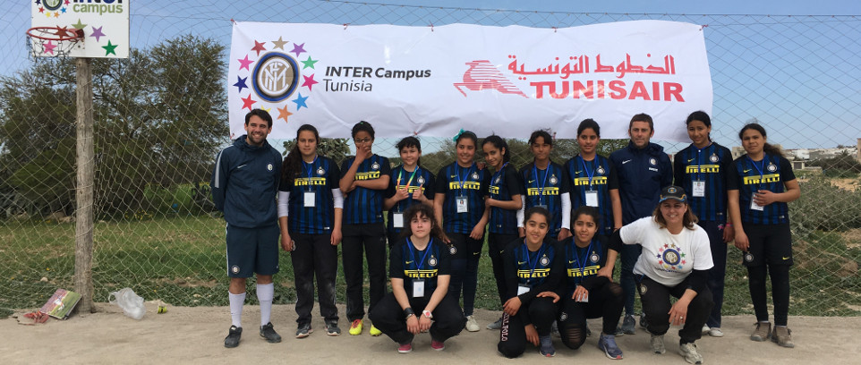 [INTER CAMPUS TUNISIA, ONE BIG FAMILY]
