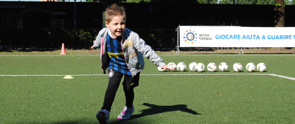 [INTER CAMPUS ITALY SUPPORTING MONZA HOSPITAL]