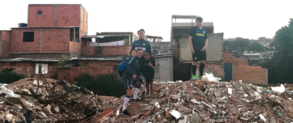 [INTER CAMPUS, A SAFE PLACE FOR BRAZILIAN KIDS]