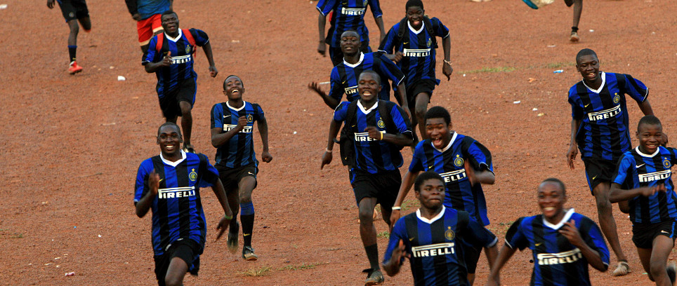 [INTER CAMPUS CAMEROON REACHES TURNING POINT]
