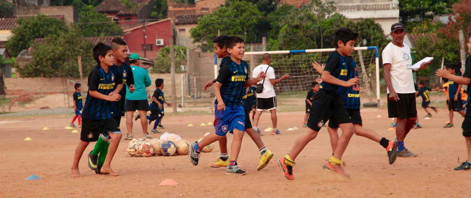 [INTER CAMPUS RETURNS TO PARAGUAY]