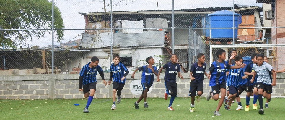 [INTER CAMPUS VENEZUELA: A RICHNESS THAT COMES FROM THE SKY]
