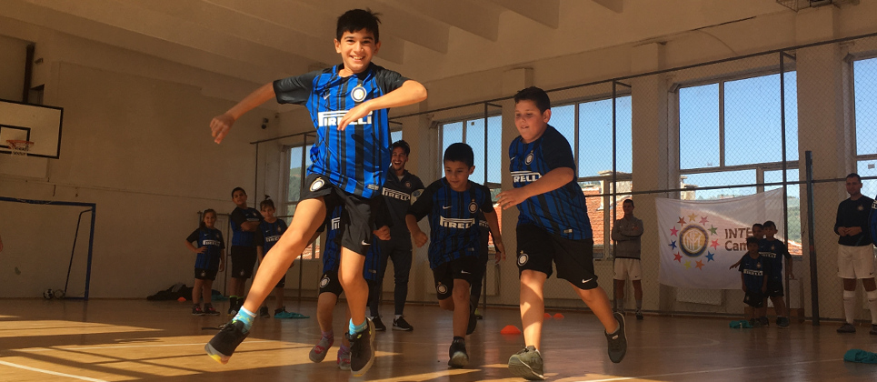 [Inter Campus Bulgaria, lo sport accessibile a tutti]