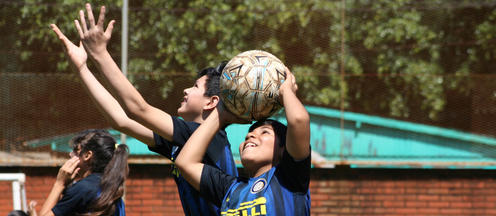 [ARGENTINA: IT'S ALWAYS A PARTY WITH INTER CAMPUS]