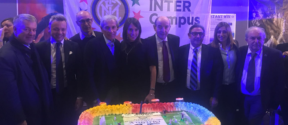 [INTER CLUB AND INTER CAMPUS: PASSION AND GENEROSITY]
