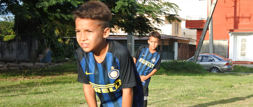 [INTER CAMPUS CUBA: PRACTICE AND THEORY FOR THE CHILDRENS' DEVELOPMENT]