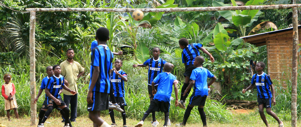 [NEW PROUD PARTNER OF INTER CAMPUS CAMEROON]