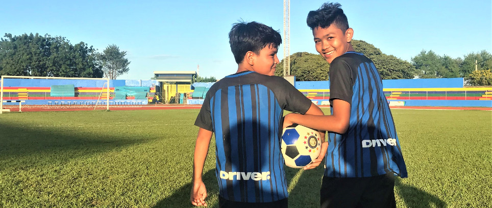 [THE MANY FACES OF INTER CAMPUS NICARAGUA]
