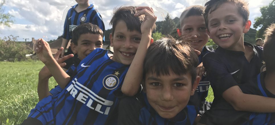 [INTER CAMPUS HUNGARY: VISITS TO BUDAPEST AND THE ROMA COMMUNITY OF SZENDROLAD]