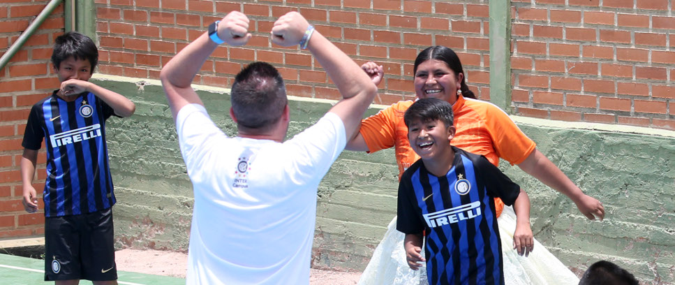 [INTER CAMPUS BOLIVIA, BETWEEN TRADITION AND MODERNITY]