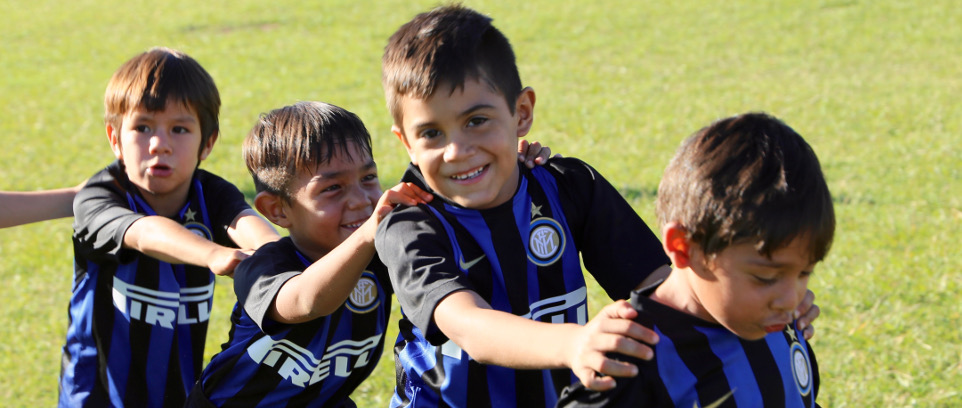 [Inter Campus Paraguay, learning to play together and overcome hardships]