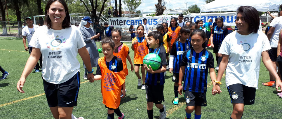 [In mexico, the fourth national girl's tournament]