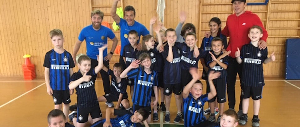 [Inter Campus Russia, costanza e determinazione]