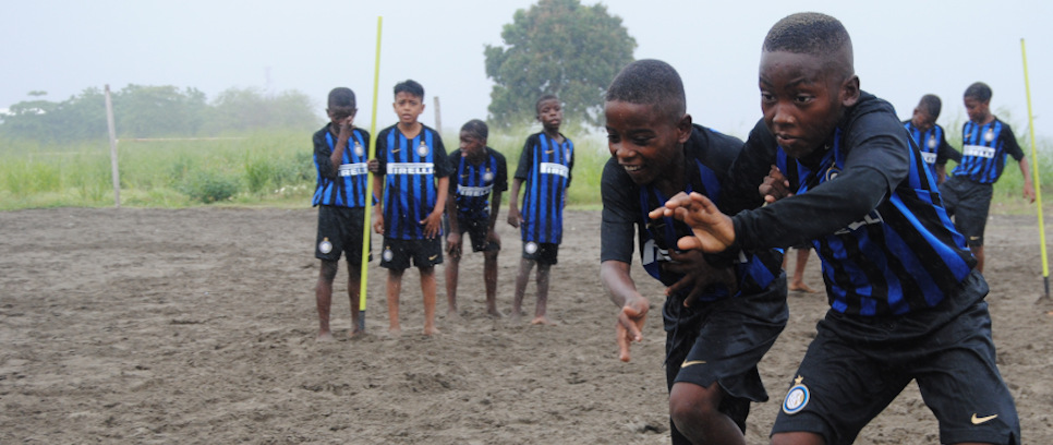 [Inter Campus Colombia, nelle terre di confine]