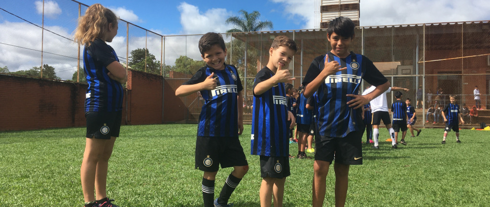 [INTER CAMPUS IN VILLA JARDIN, IN THE SUBURBS OF BUENOS AIRES]