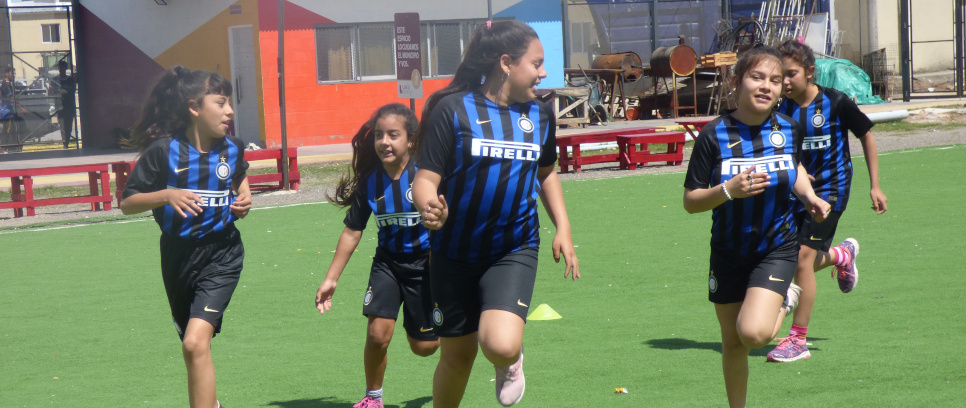 [INTER CAMPUS ARGENTINA, ACTIVITIES CONTINUE AT VILLA JARDIN]