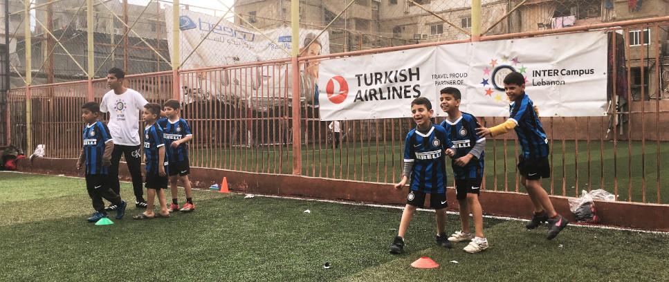 [Inter Campus e Turkish Airlines ancora una volta insieme in Libano]