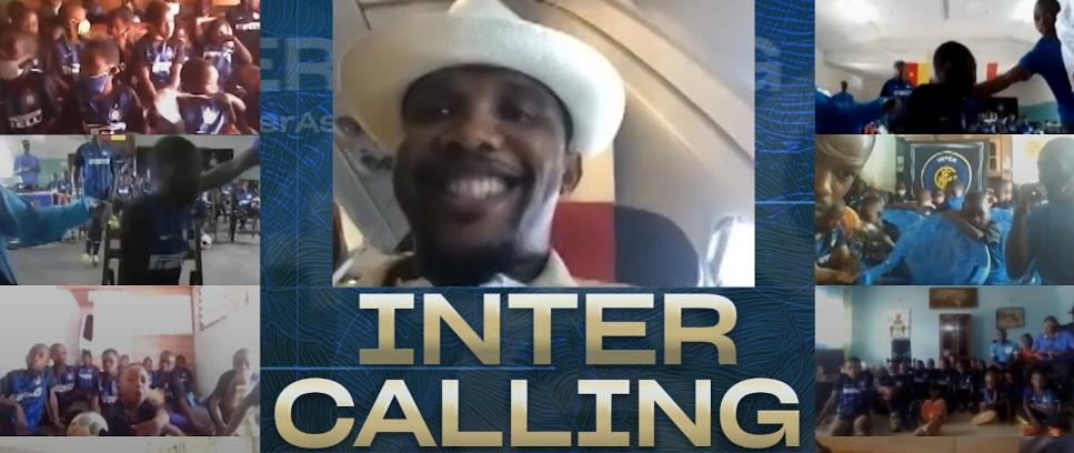 [INTER CALLING KIDS | ETO'O INCONTRA INTER CAMPUS CAMERUN]