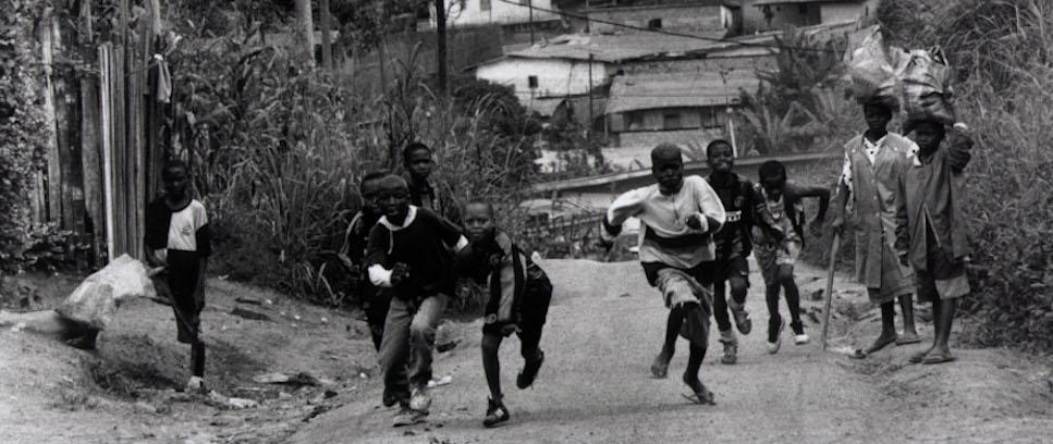 [Inter Campus Camerun, da bambini a genitori]