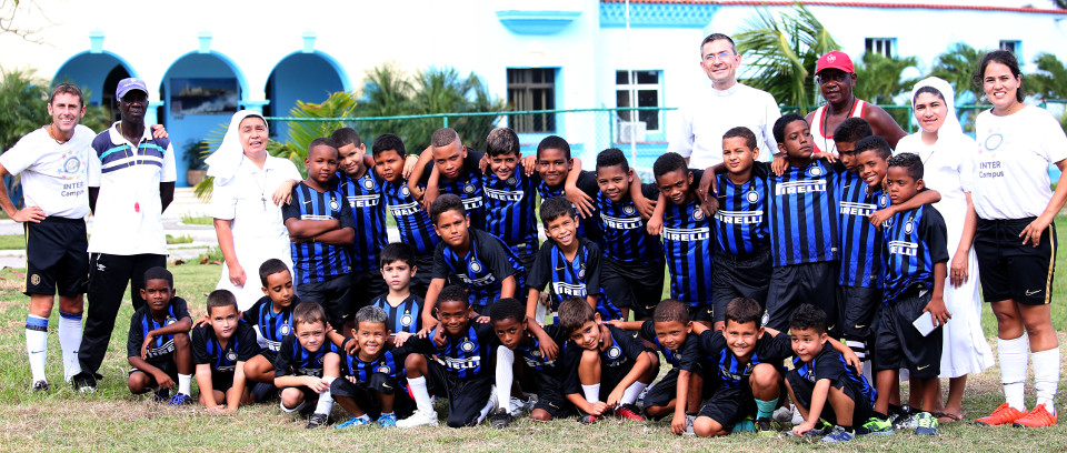 [COUNTRY FOCUS: INTER CAMPUS THROUGH THE EYES OF ITS MEMBERS]