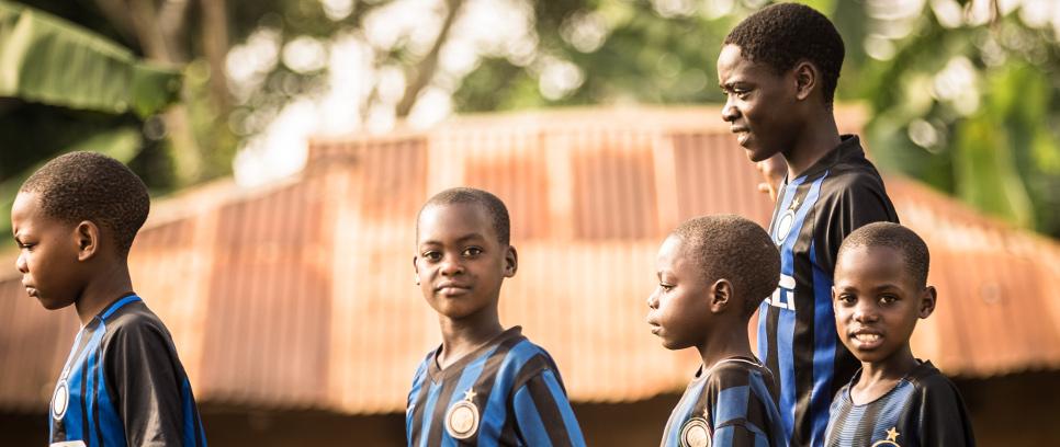 [Inter Campus e UEFA Foundation, insieme per i diritti dei bambini]