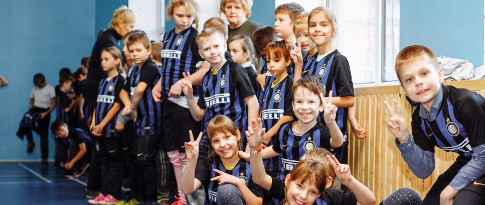 "[INTER CAMPUS RUSSIA AND THE ""COMMON KIDS FOUNDATION""]"