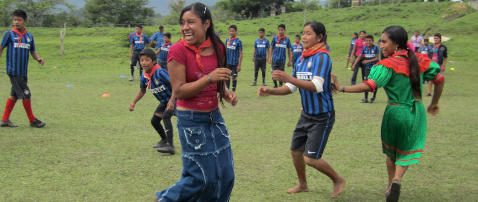 [Inter Campus Chiapas e il tabù della lunga falda]