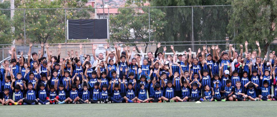 [Gracias Inter Club!]