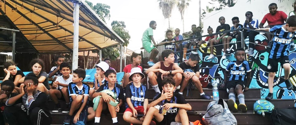 [A NEW SEASON FOR INTER CAMPUS ISRAEL AND PALESTINE]